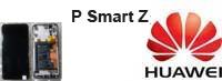 Замена оригинального экрана huawei p smart z