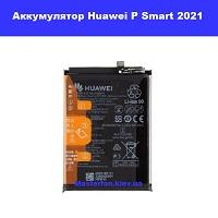 Замена аккумулятора P Smart 2021