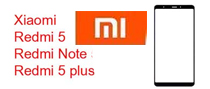 Замена стекла XIaomi REdmi 5 / 5 Plus Redmi NOte 5